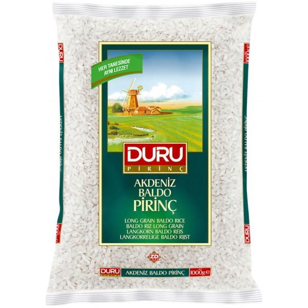 Duru Long Grain Baldo Rice 1000g