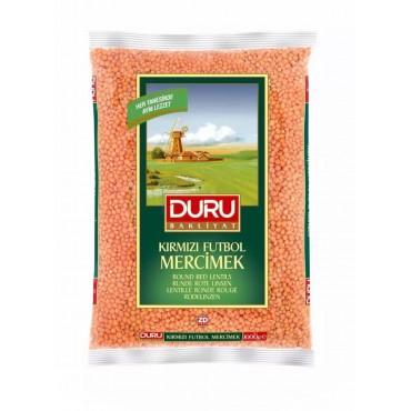 Duru Round Red Lentils 1kg