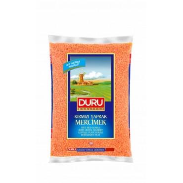Duru Split Red Lentils 2500g