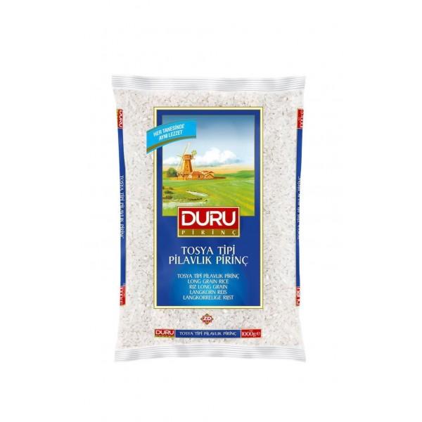 Duru Tosya Long Grain Rice 1kg
