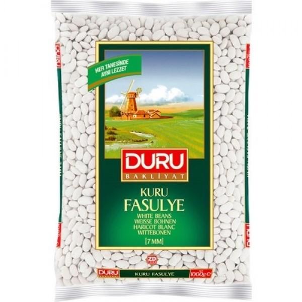 Duru White Beans (7mm) 1kg