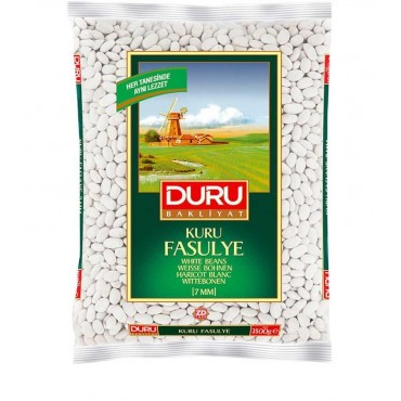 Duru White Beans 7mm 2.5kg