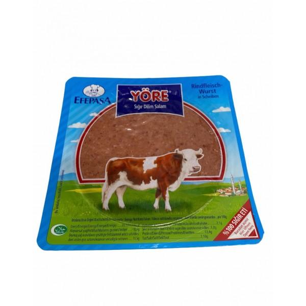 Efepasa Yore Beef Salami Slice 200g