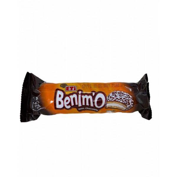 Eti Benimo Coconut Marshmallow Biscuits