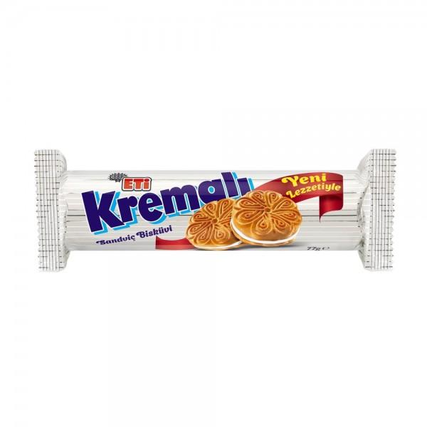 Eti Cream Biscuit 77g