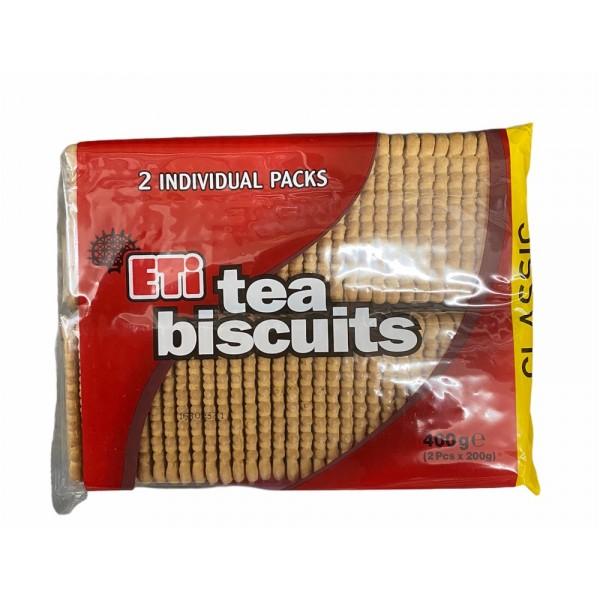 Eti Tea Biscuit 400g