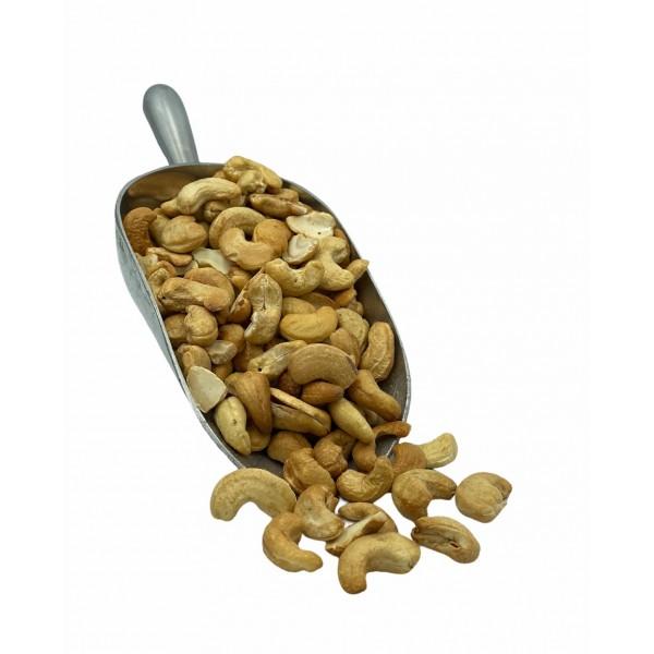 Fresh Roasted Unsalted Cashew 500g