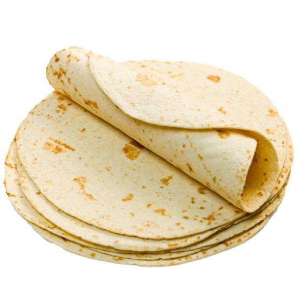 Inci X10 Tortilla Lavash Wrap Bread 20cm