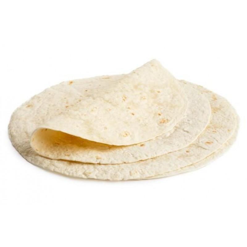 Inci X10 Tortilla Lavash Wrap Bread 30cm