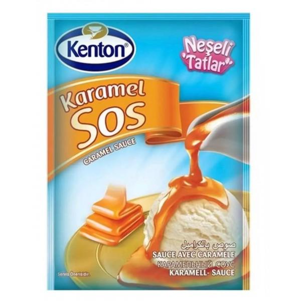 Kenton Caramel Sauge 80g