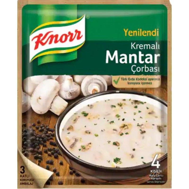 Knorr Ceamige Champignonsupple Soup
