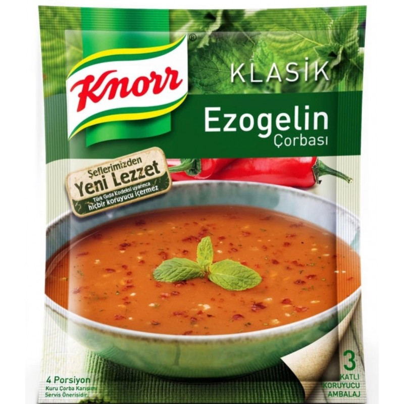 Knorr Ezogelin Soup