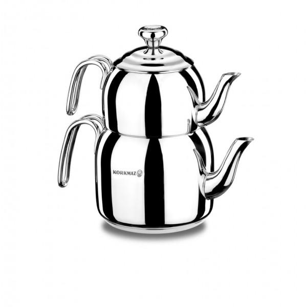 Korkmaz Turkish Tea Pot Model A057