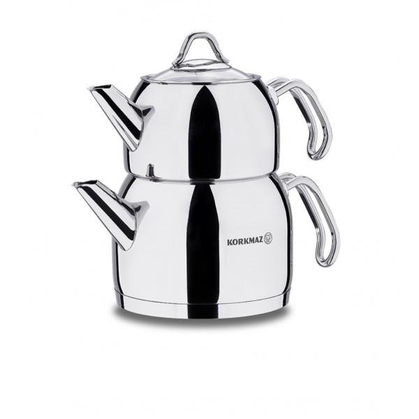 Korkmaz Turkish Tea Pot Model A105