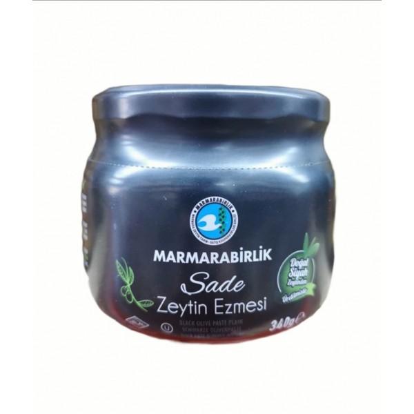 Marmarabirlik Black Olive Paste 340g