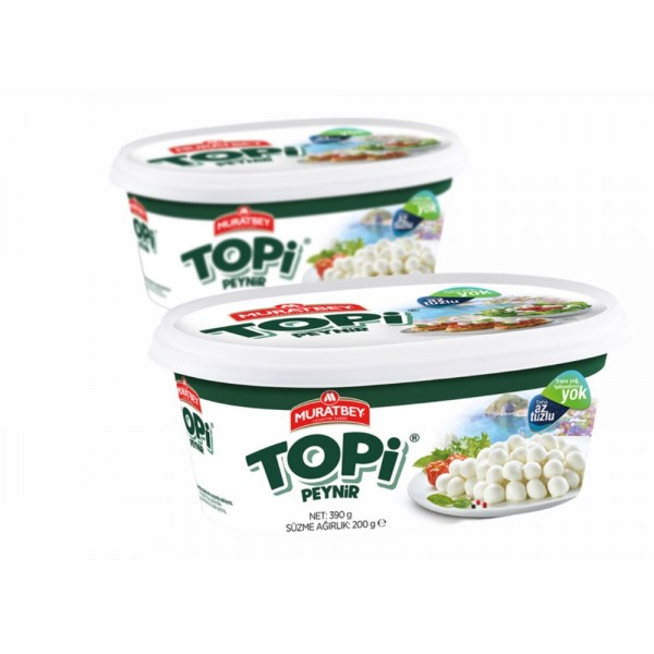Muratbey Topi Cheese 390g
