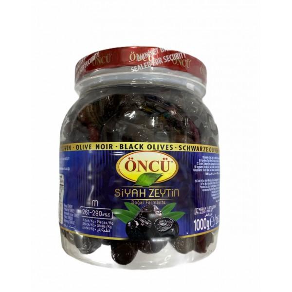 Oncu Medium Black Olives 1000g