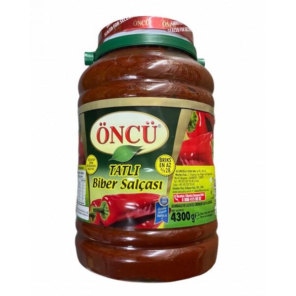 Oncu Pepper Paste 4300g