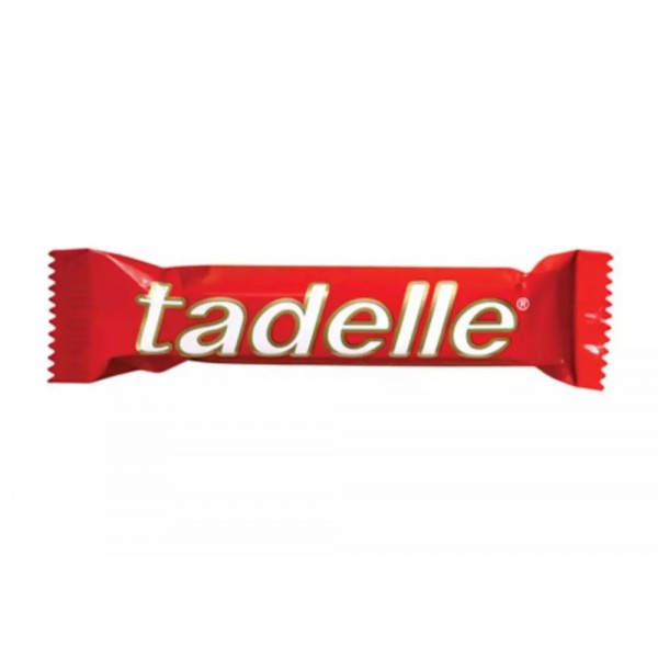 Tadelle Hazelnut Cream  Covered With Milk Chocolate 30g