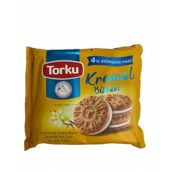 Torku Biscuit With Plain Cream 244g