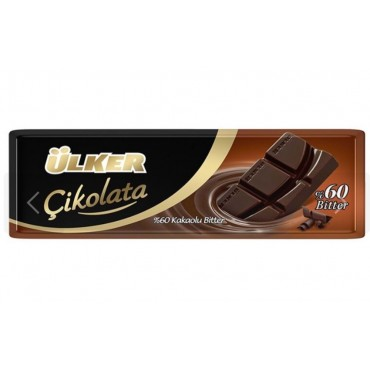 Ulker %60 Dark Choco...