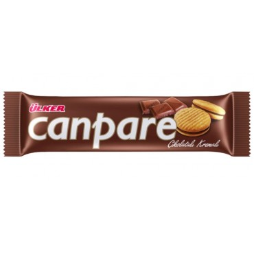 Ulker Canpare Chocolate Cream Biscuit 80gr