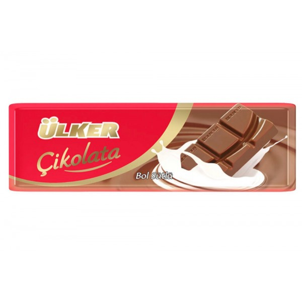 Ulker Chocolate With Extra Milk 30g