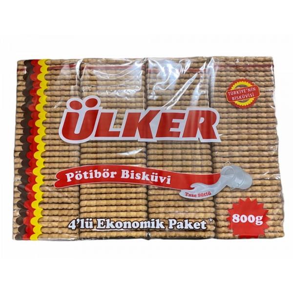 Ulker Petit Beurre Biscuits 800g