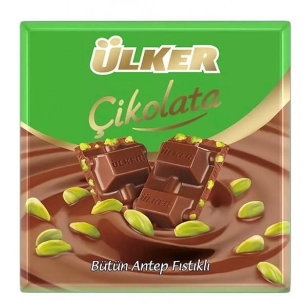 Ulker Pistachios Chocolate 70gr